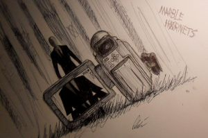 Marble Hornets. by thebigemp3