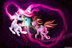 galaxies by sharpieboss
