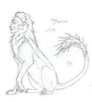 The Manticore by LeeDassin