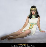 Cleopatra Stock 1 by Tris-Marie