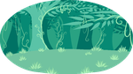 Pixely Forest Background Experiment {Free to Use} by Spiritedflight
