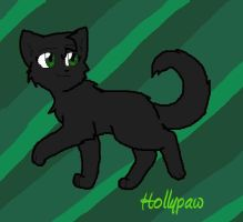 Hollypaw by anime-animal