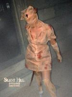 Silent Hill Cosplay Project 03 by KabaMaroudis