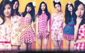 Apink by Sweetkrystyna