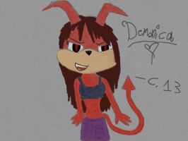 Demonica again by DerpStash