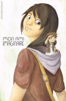 Mon ami imaginaire by Offay