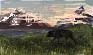 Request for Adjacent-Scrambler/Background Practice by Tooel
