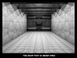 The door that is never open by DKS-Eve