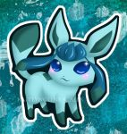 Glaceon by Clinkorz