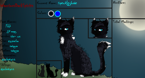 SpeckleShade - MC of Ravenclan by Cristal-Soul