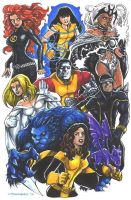 Astonishing X-Men by olybear