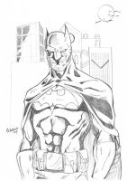Batman sketch 3-11 by Glwills1126