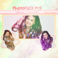 Demi Lovato Png Pack by Bellarrina