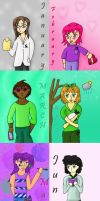 Months - The Year by Phoneix-Faerie