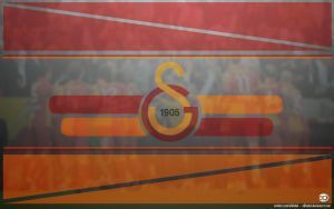 Galatasaray Wallpaper by elifodul