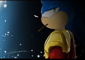 Zonic by Klaudy-na