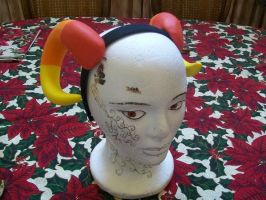 Aradia Horns Homestuck by Lambentworld