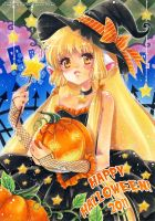 Trick or Treat Chii by meadow-rue