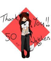Thank you!!! by SweetCatMint