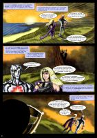 Justice League - Initiations (16) Mystery by adamantis