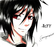 THE PSYCHOTIC KILLER A.K.A. JEFF by superenguanapianist