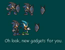 New gadgets by UberHawg