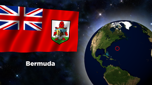 Flag Wallpaper - Bermuda by darellnonis