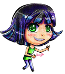 Buttercup Chibi by FaithWalkers