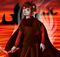 Karkat: Ascend by W-i-n-g-e-d