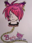 Boris: The Cheshire Cat by RedPhoenix665