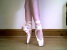 pointe work by prettyeyedjade