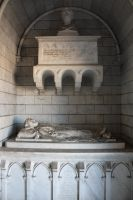Mausoleum stock 05 by LutherHarkon