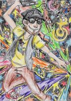 Animation Master Sillis [Happy B-day DasSilliMax!] by Hukkis