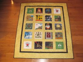 Child's Play Charity Quilt by quiltoni
