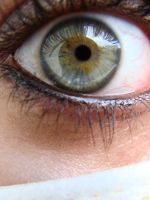 my eye by TiaraPixel