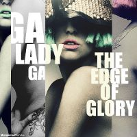 Lady Gaga The Edge of Glory by MohammadMonster