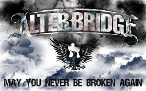 Alter Bridge by DarkandStormyKnight