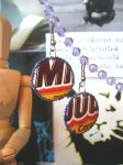 Milk Duds earrings by elleira5jewellery