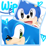 WIP : Sonic Generation by Naromiji