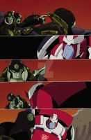 Transformers Animated 3 pg 16 by LiamShalloo