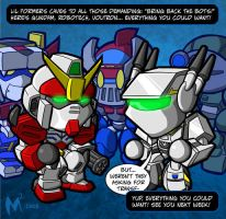Lil Formers - Bots are Back by MattMoylan