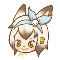 Bunny by TinyWalrus