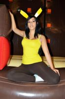 Pikachu Rouse (8) by dashcosplay