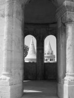 Fisherman's Bastion by cherisecor