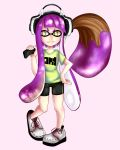 Splatoon by kittymochi