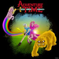 Adventure Time by maosdesign