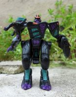 Transformers - Trypticon - Bot by Poo-Fly
