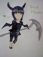 Dead Master Chibi by buttfabric