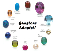 Gemstone Adopts!! Closed! by pandalover68