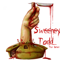 Sweeney Todd Poster by Nanashigriff